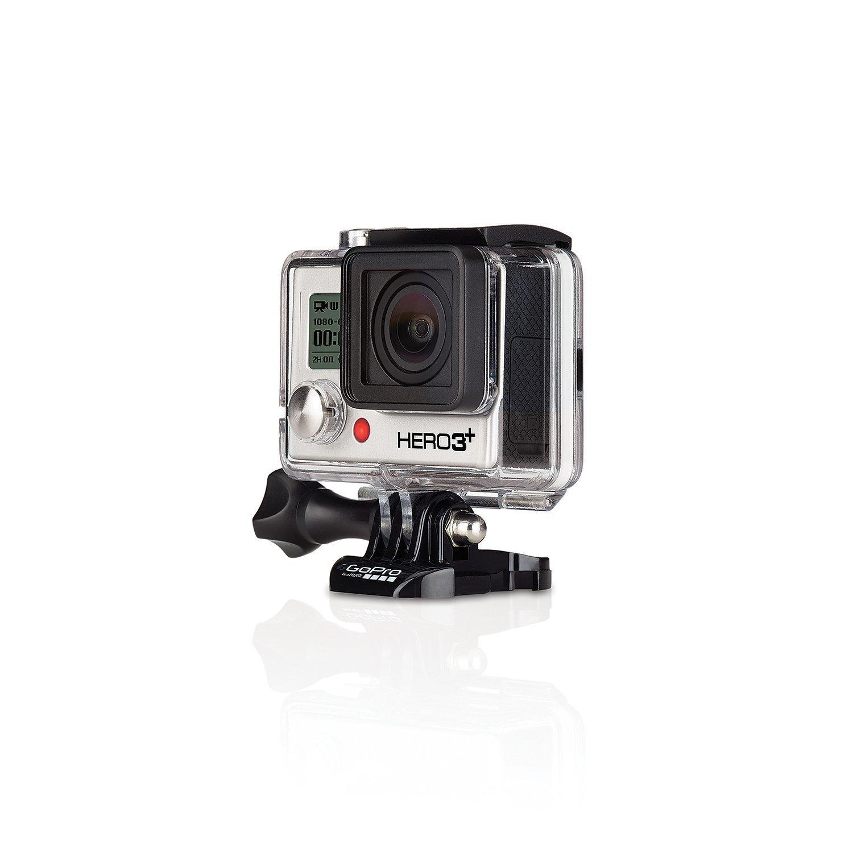 Amazon.com : GoPro HERO3+ Black Edition Adventure Camera ...