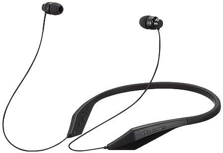 Plantronics Backbeat 105 Wireless Headphone  Black  In Ear Headphones