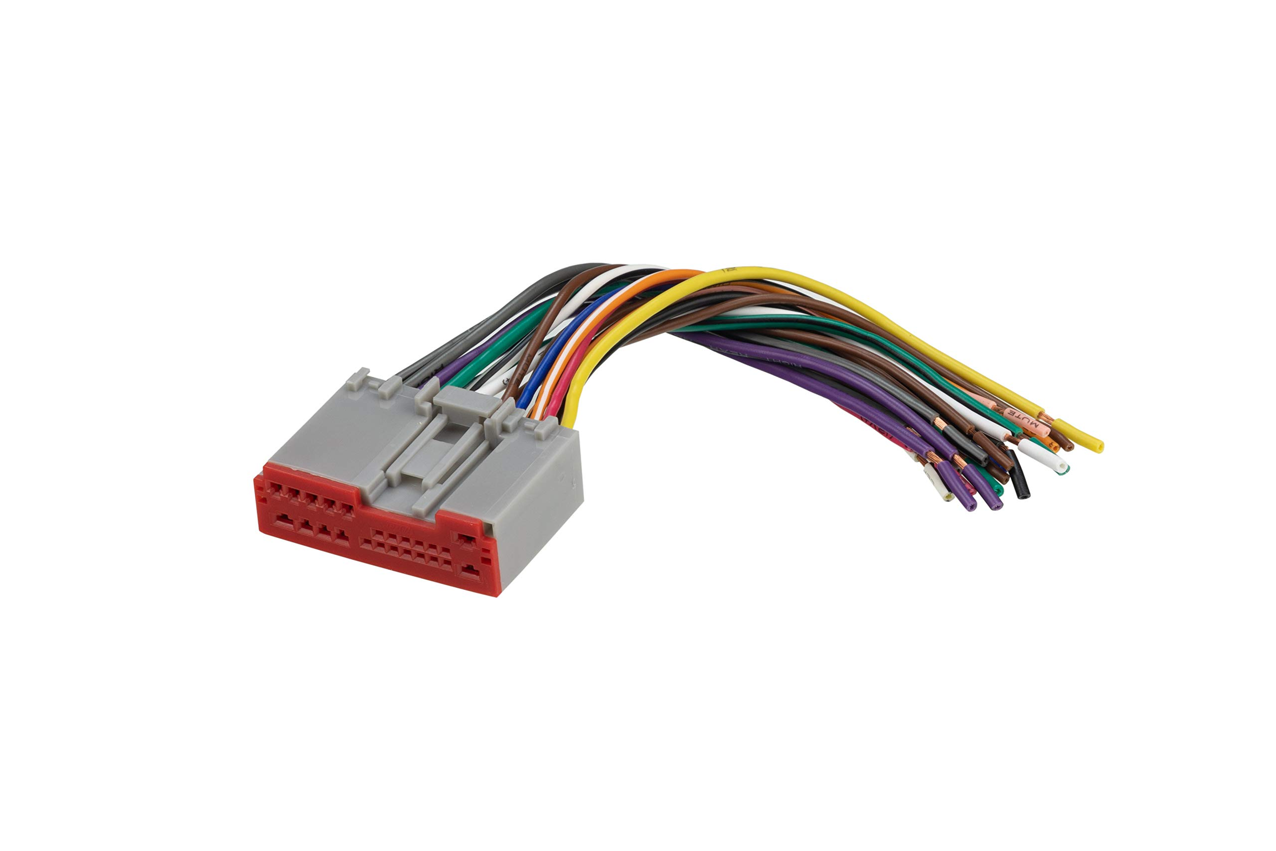 scosche fd23rb 2003-up ford replacement harness for factory stereo ...  online shopping in cayman islands - desertcart