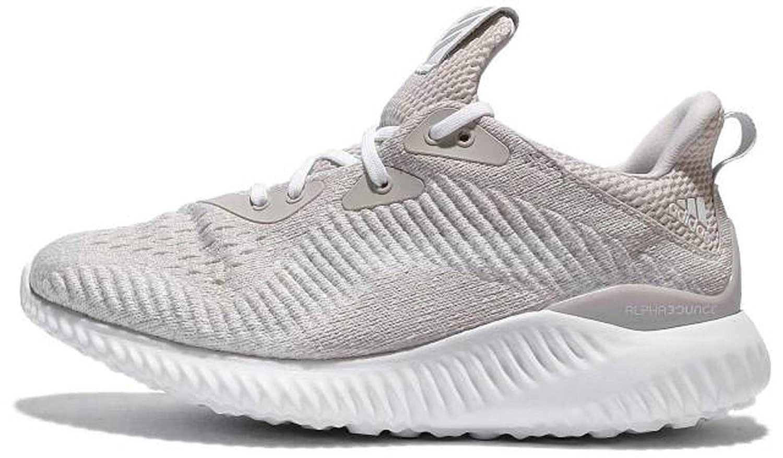 adidas Women's Alphabounce 1 W B07DNG1TFB 9 B(M) US Grey / Silver Metalic / Non Dyed