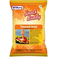 SNACKBUDDY - Thousand Island Dressing with Jalapenos (1 Kg)
