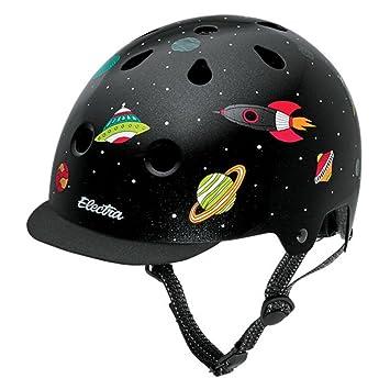 Electra Bicycle Electra Fahrrad Helm Solid Attitude Fashion Serie Magnetverschluss Stylisch, EHelm, Farbe UFO