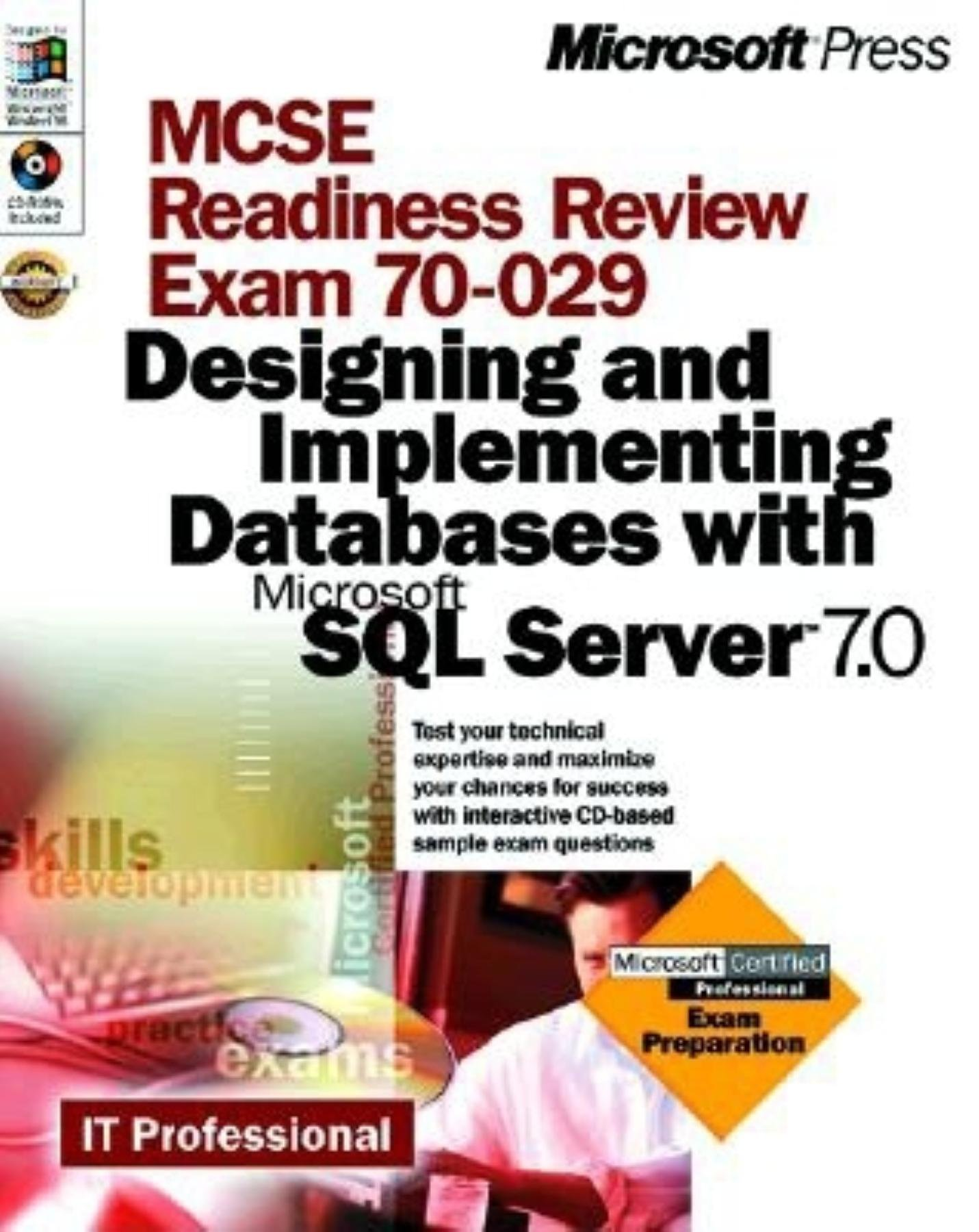 Mcse Readiness Review Exam 70 029 Designing And Implementing
