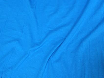 78e301bce30 Image Unavailable. Image not available for. Color: Cotton Lycra Spandex  Jersey Knit ...