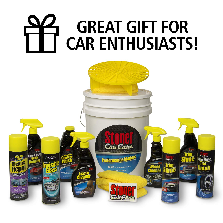 Stoner Car Care 99049 Performance Essentials Complete Car Care Detailing Kit