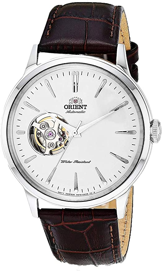 Orient Bambino Open Heart Japanese Mechanical Watch