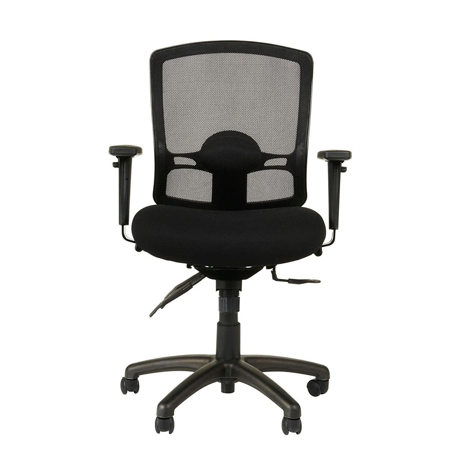 comfortable ergonomic office chair for petite person
