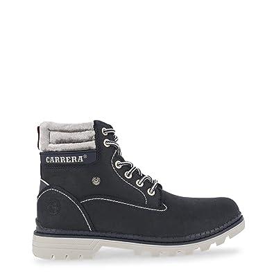 caw721001 Donna Carrera Jeans Stivaletti Tennesse f67yYbg