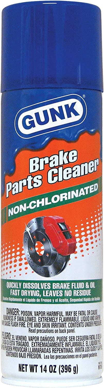 Gunk non-chlorinated brake cleaner
