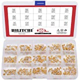 Hilitchi [10pF to 100nF] 15Values DIP Monolithic Multilayer Ceramic Chip Capacitors Assortment Kit - 300pcs