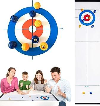 Novsix Family Tabletop Game para niños de 4 años en adelante ...
