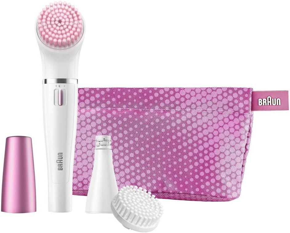Braun Face 832-s - Set de regalo con depiladora facial y cepillo ...