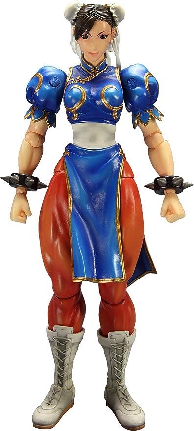 Square Enix Street Fighter IV Chun-Li Action Figure Play Arts Kai
