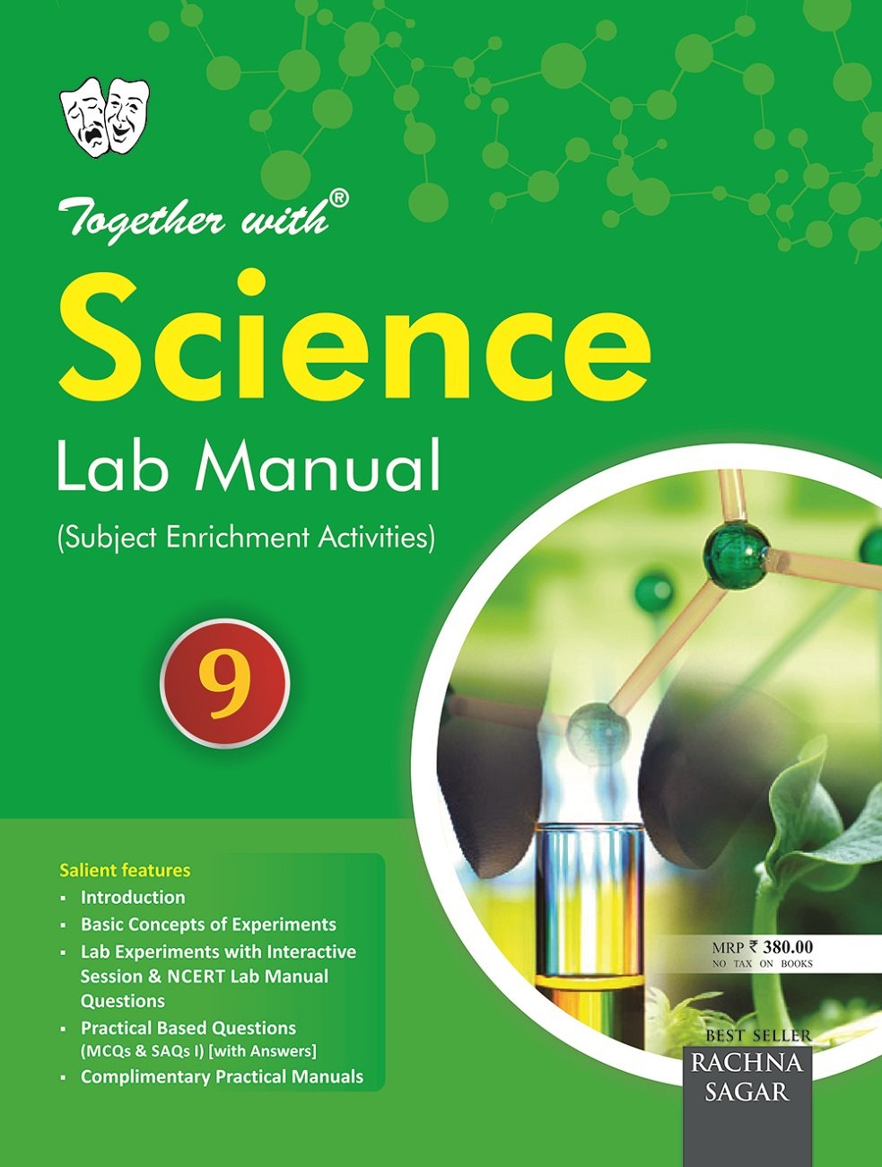 Together With Lab Manual Science - 9 Perfect Paperback – 2016