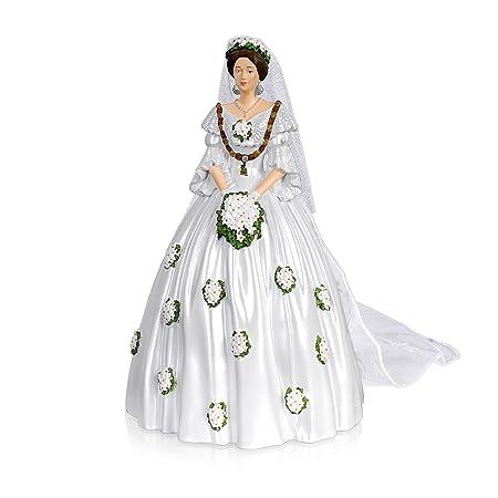 The Royal Wedding Of Queen Victoria\' Figurine: Amazon.co.uk: Kitchen ...