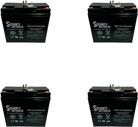 Amazon.com: 12 V 18 Ah Nueva 90508011 Batería para Craftsman ...