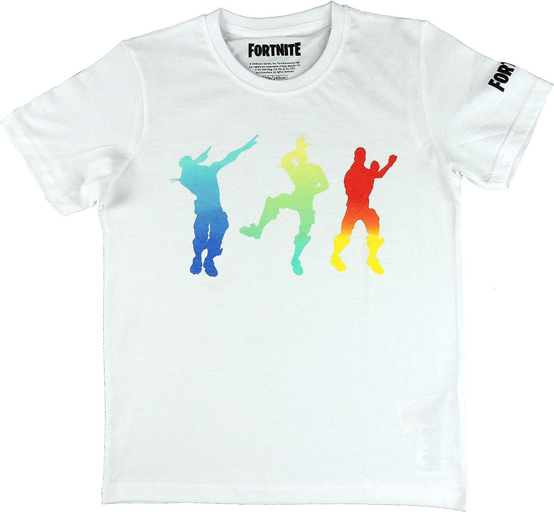 Epic Games Camiseta Fortnite Dancing White - Camiseta Fortnite ...