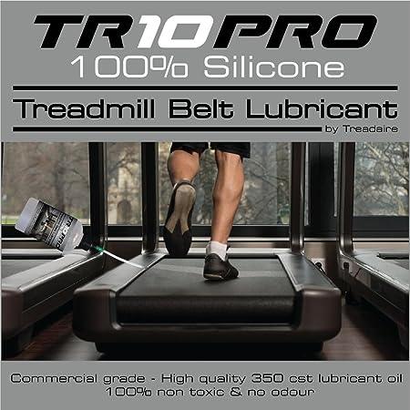TR10Pro 100% Aceite de silicona Lubricante para la cinta de la ...
