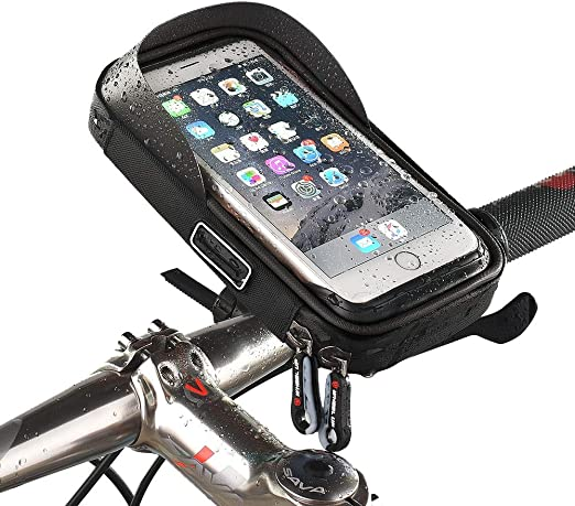 Partes del teléfono móvil Soporte para teléfono para bicicleta con ...