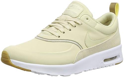 huge selection of f87fd e647a Nike Air MAX Thea PRM, Zapatillas de Gimnasia para Mujer  Amazon.es  Zapatos  y complementos