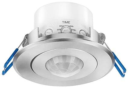 HDSupply MX-IMS090 Detector de Movimiento, Aluminio