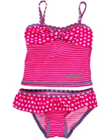 Coppertone Infant Toddler Girl Tankini UV Sun Protection Bathing Suit Swimwear