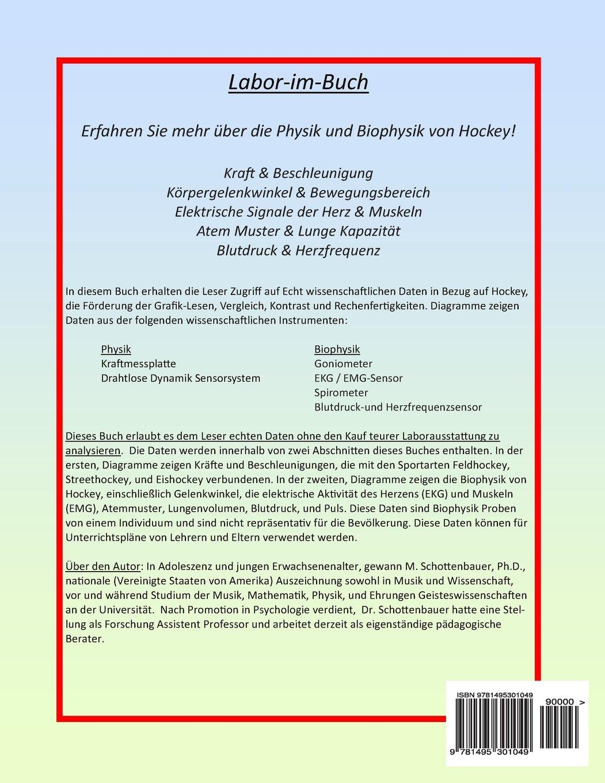 Die Wissenschaft der Hockey: Band 2: Daten & Diagramme für ...