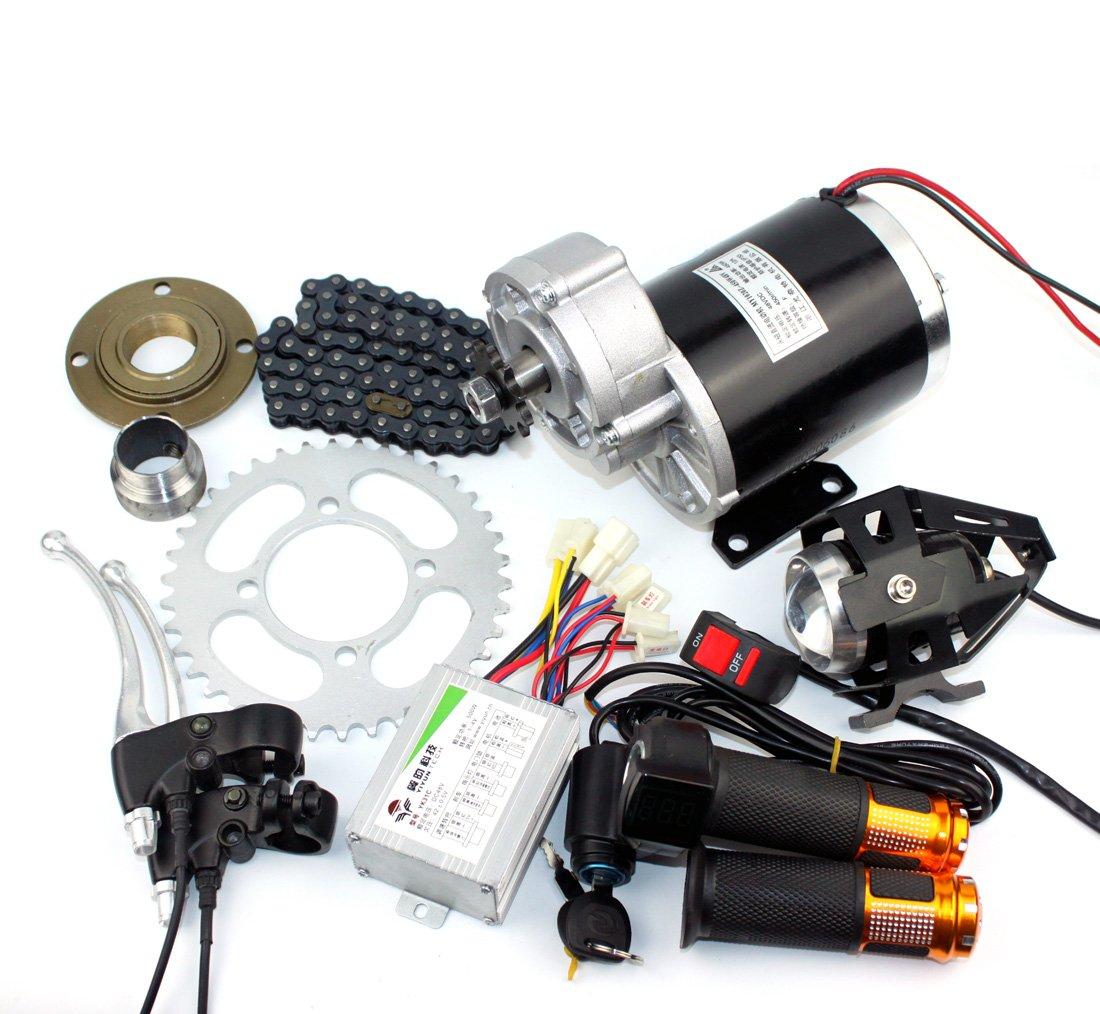 36v48v 600ワット電動ブラシギアモーターキットmy1020z電動輪タク経済的な変換キット高品質trishawsエンジンシステム B07C76L2T2 48V600W upgrade kit 48V600W upgrade kit