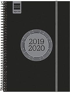 Finocam Agenda 18 meses 2018-2019 semana vista apaisada ...