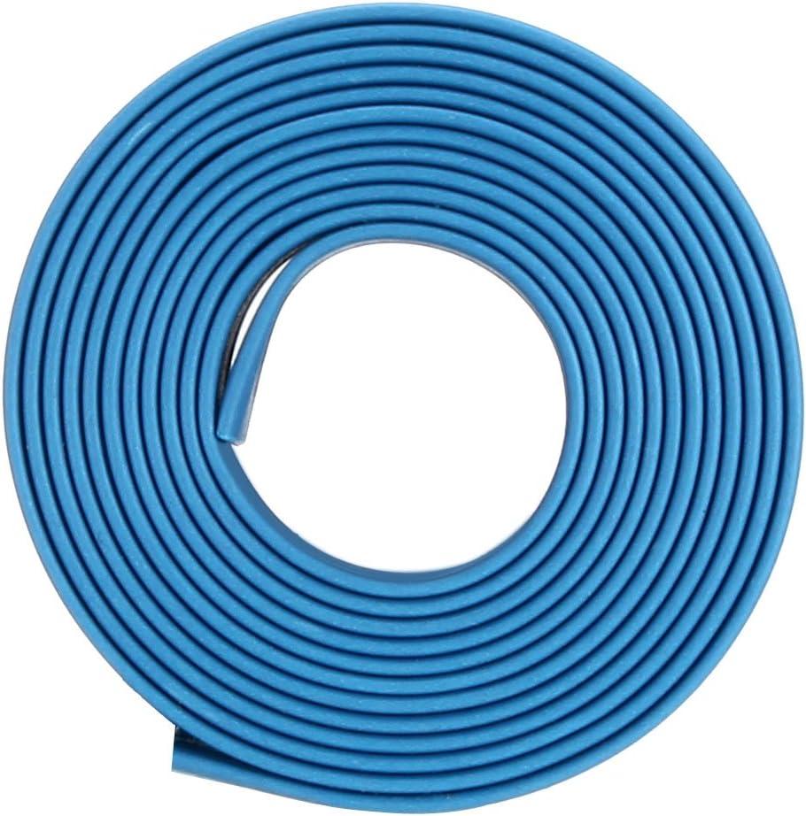Wei/ß Sourcingmap Schrumpfschlauch 2:1 Elektrische Isolierschlauch 6 mm Durchmesser Draht-Schlauch 10 m L/änge