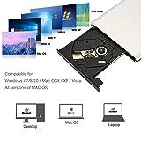 BESNIN External DVD Drive USB 3.0 Type-C