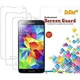 EnGive Pack de 3 Films Protecteur d'écran pour Samsung Galaxy S5 Mini