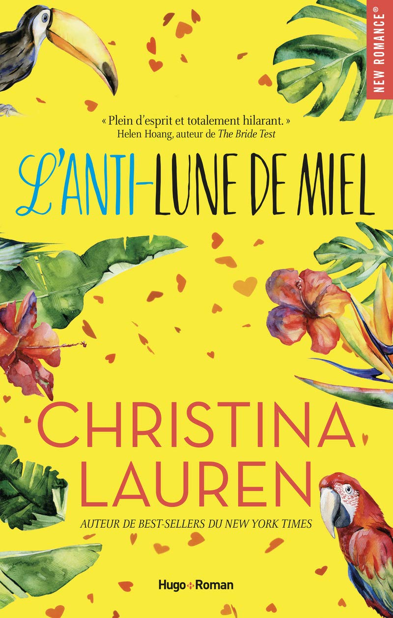 Amazon.fr - L'anti lune de miel - Lauren, Christina - Livres