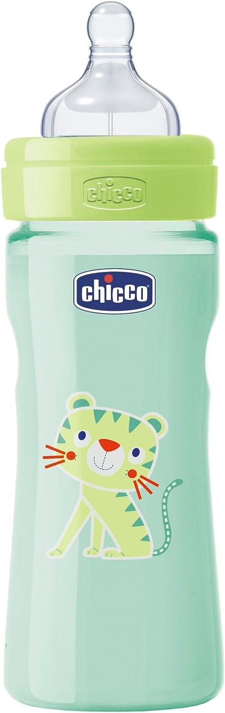 Chicco 20623110000 Flux Moyen Biberon Bien-/Être 250 ml