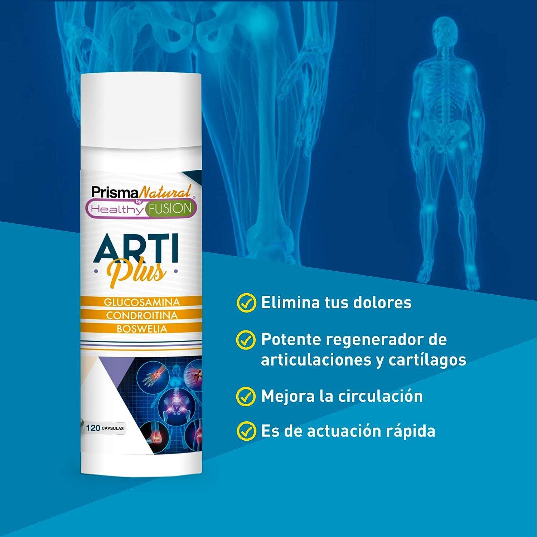 GLUCOSAMINA + CONDROITINA + BOSWELIA - Antiinflamatorio Natural ...