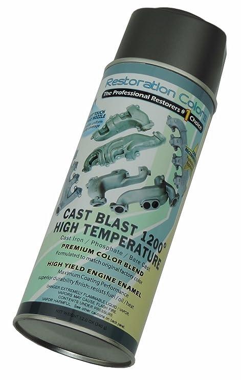 Amazon Com C 2 4 Judge W30 Gsx Exhaust Manifold Cast Iron Grey