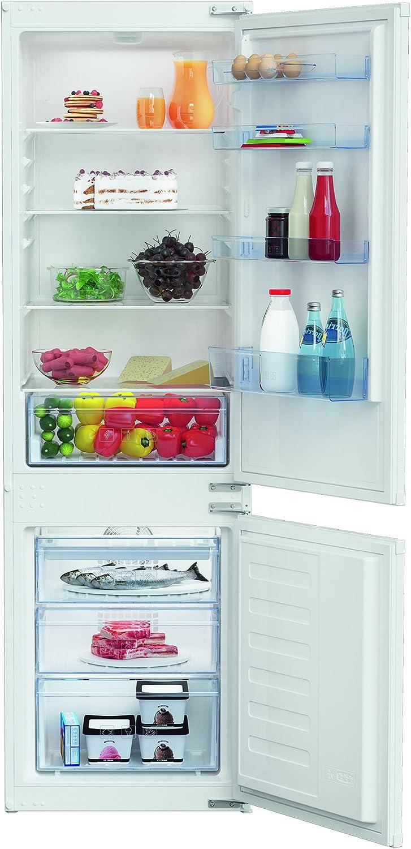 Beko BCHA275K2S nevera y congelador Integrado Blanco 262 L A+ ...