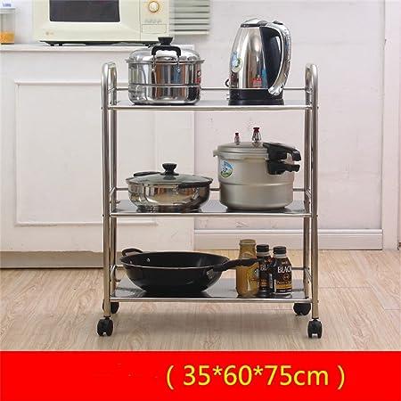 Muebles de cocina Cocina Especialmente Grueso Estante Horno ...