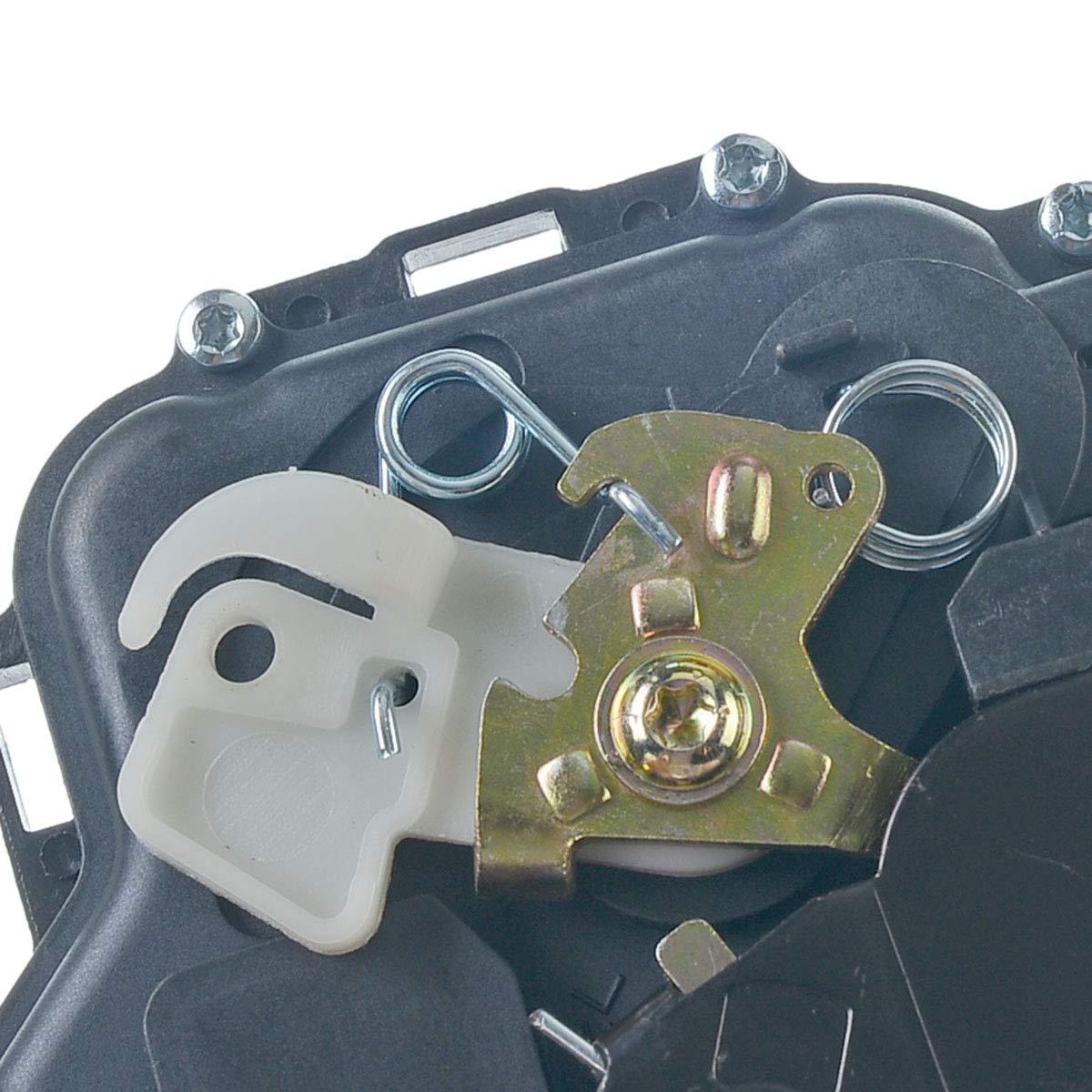 Puerta candado Cerradura Motor de nivelaci/ón Cierre centralizado Delantero Derecho para Polo 9/N Transporter V 7H 7E 7J Fabia I bj. 1999//–/2005