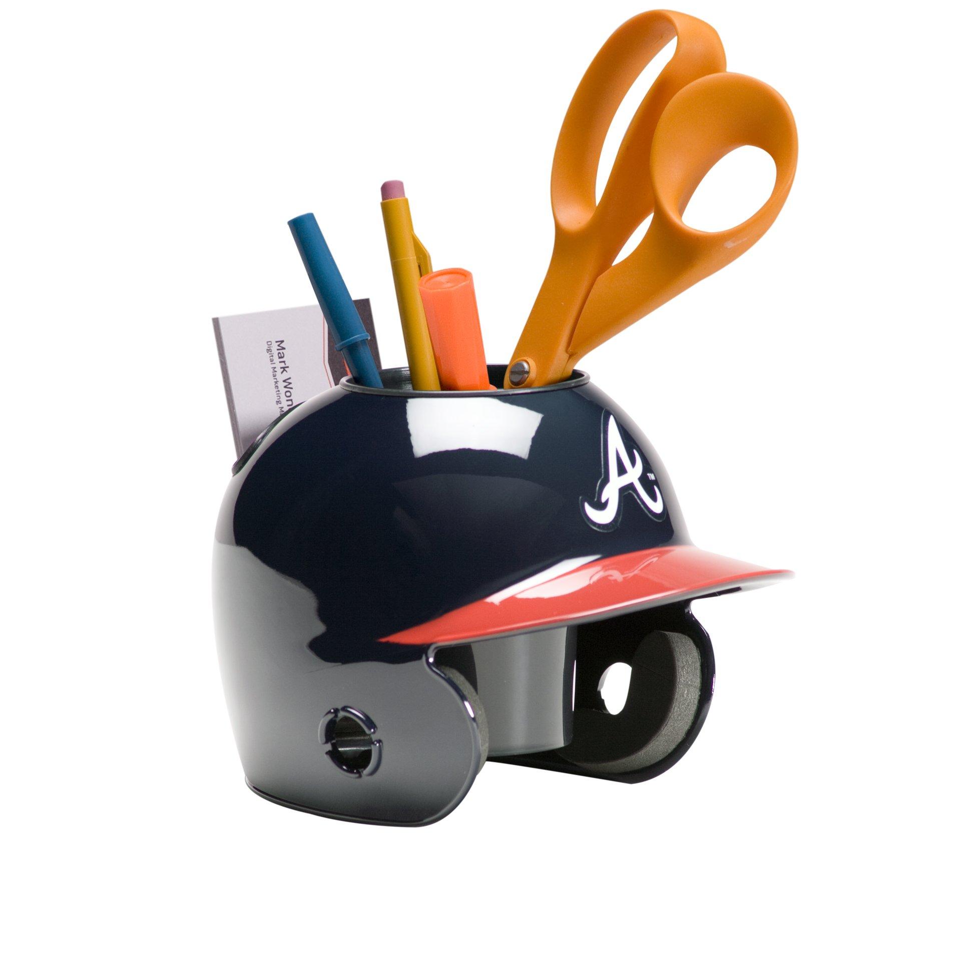 MLB Atlanta Braves Desk Caddy
