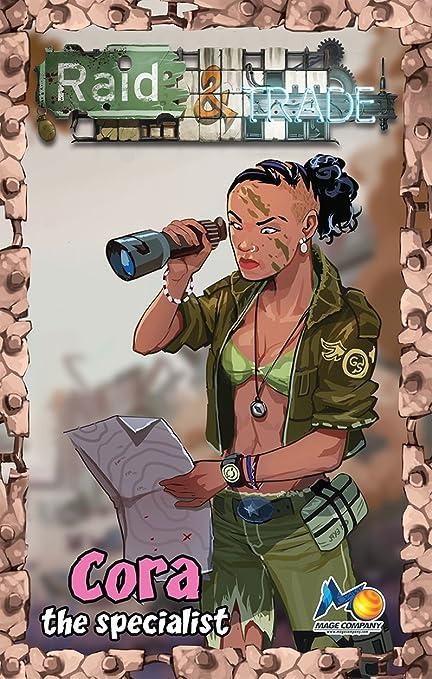 Raid and Trade: Cora the Specialist: Amazon.es: Juguetes y ...