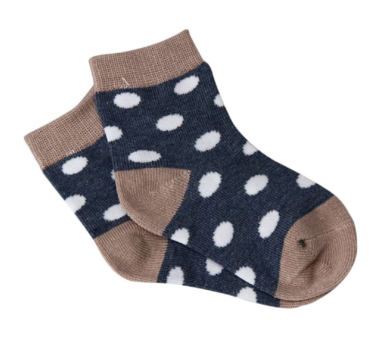 4 Pairs Striped Socks Baby New Born Boy Girl Casual Winter Infant Hot sale