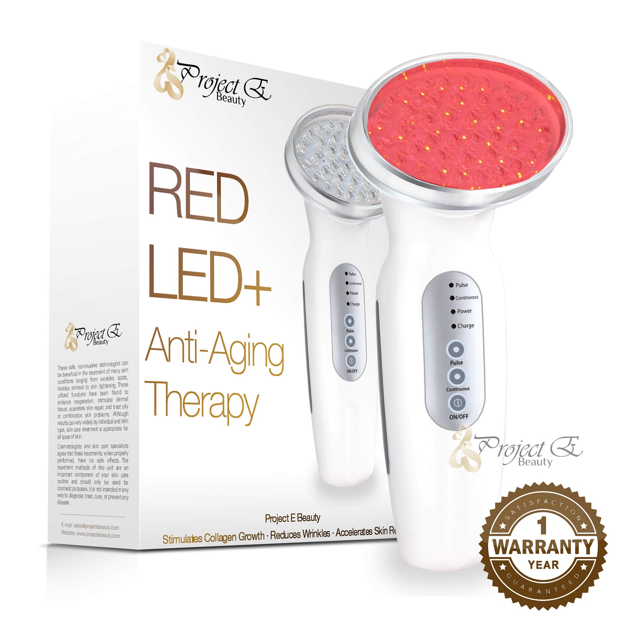 Amazon Com Project E Beauty Light Photon Led Therapy