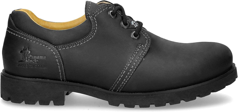 TALLA 43 EU. Panama Jack Panama 02 C3, Zapatos de Cordones Brogue para Hombre