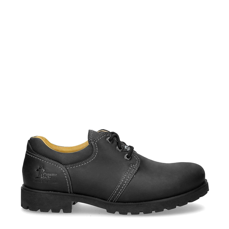 Panama Jack Panama 02 C3, Zapatos de Cordones Brogue para Hombre