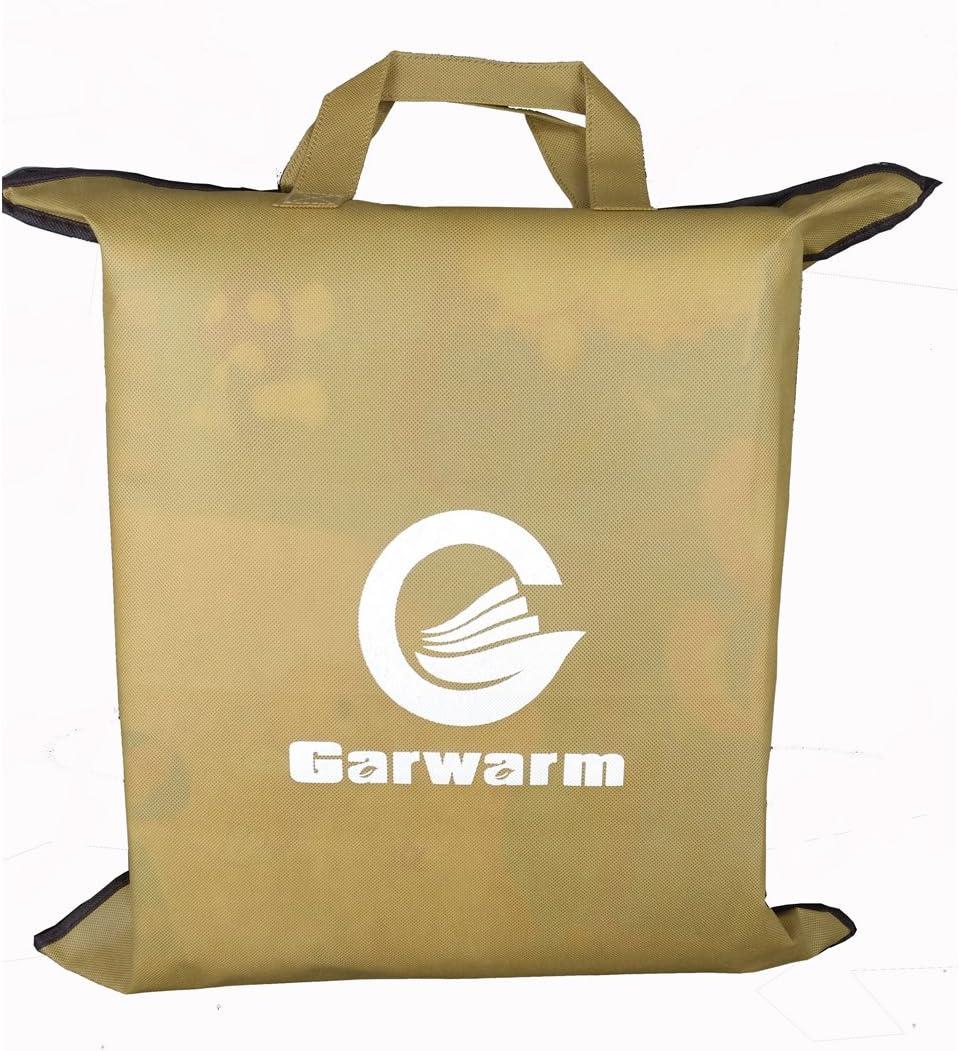 Colchoneta de espuma Garwarm para actividades de gateo y juego de los ni/ños peque/ños en interiores y exteriors-180*150*0.5CM