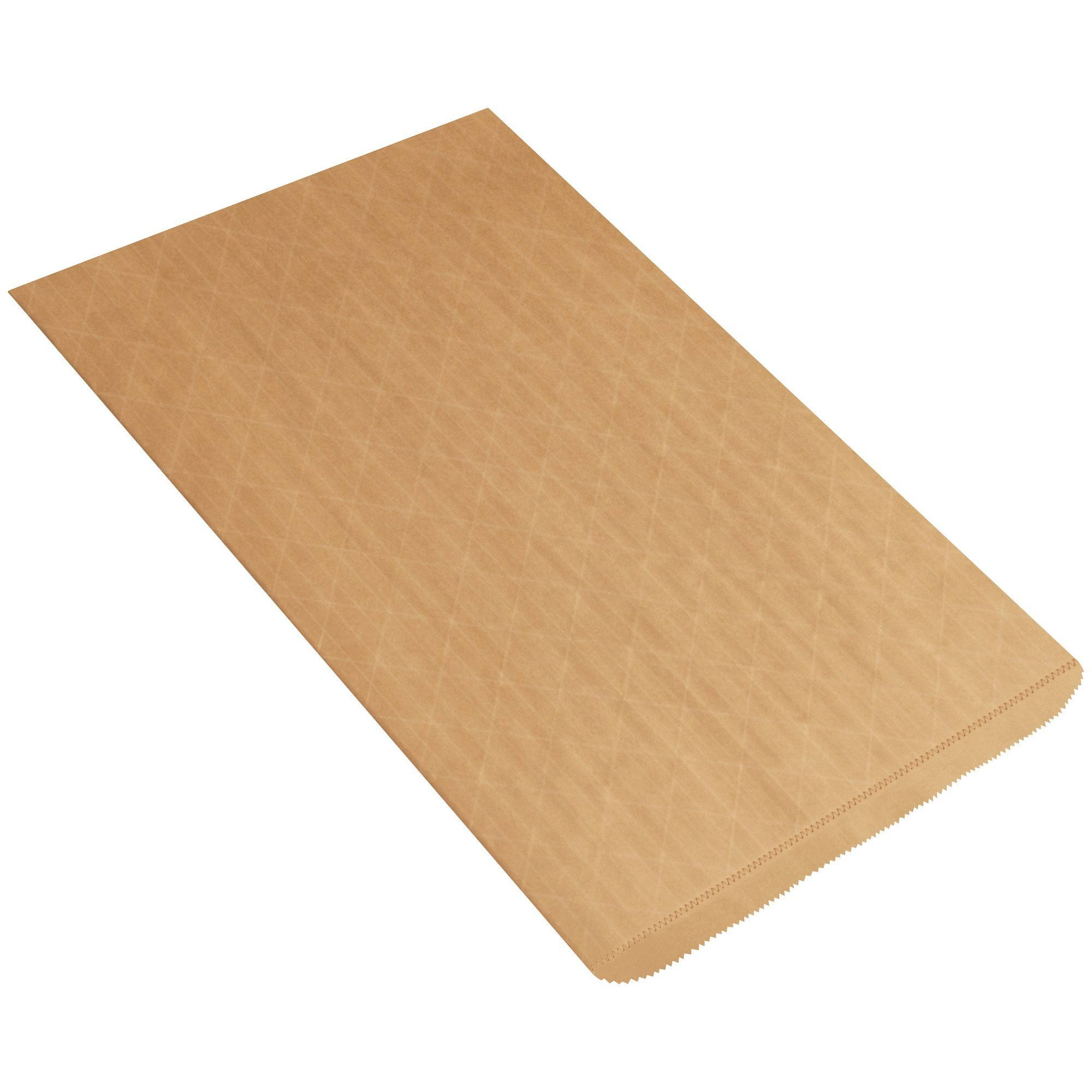 Top Pack Supply Nylon Reinforced Mailers, 6, 12 1/2'' x 19'', Kraft (Pack of 250)