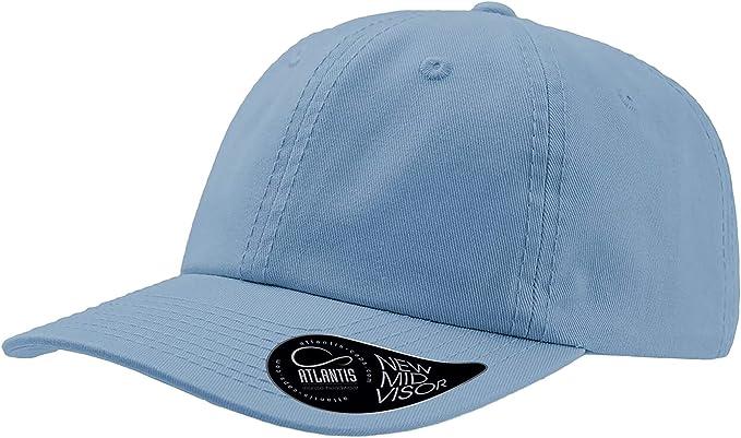 Atlantis - Gorra desestructurada de 6 Paneles Modelo Dad Hat ...