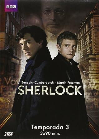 Resultado de imagen para Sherlock: Temporada 3. Disco 1