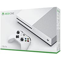Microsoft Xbox One S 1TB Console (White) - UAE Version